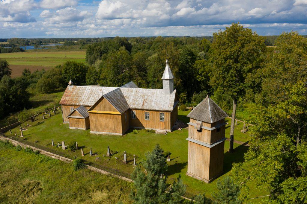 Duokiškio Šv. Onos bažnyčia