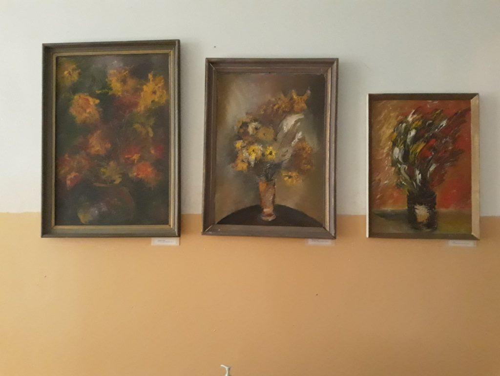 Gražio tapybos darbai