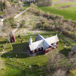 2021- aisiais Duokiškio Šv. Onos bažnyčiai sukanka 115 metų